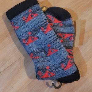 NWT Alaska Knits 9-11 sz. Thick Wool, Crew, Socks